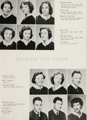 Page 67, 1954 Edition, John H Reagan Senior High School - Pennant Yearbook (Houston, TX) online yearbook collection