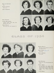 Page 68, 1954 Edition, John H Reagan Senior High School - Pennant Yearbook (Houston, TX) online yearbook collection