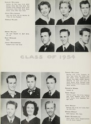 Page 70, 1954 Edition, John H Reagan Senior High School - Pennant Yearbook (Houston, TX) online yearbook collection