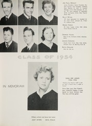 Page 71, 1954 Edition, John H Reagan Senior High School - Pennant Yearbook (Houston, TX) online yearbook collection
