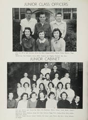 Page 74, 1954 Edition, John H Reagan Senior High School - Pennant Yearbook (Houston, TX) online yearbook collection