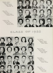 Page 75, 1954 Edition, John H Reagan Senior High School - Pennant Yearbook (Houston, TX) online yearbook collection