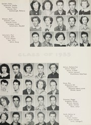 Page 89, 1954 Edition, John H Reagan Senior High School - Pennant Yearbook (Houston, TX) online yearbook collection
