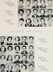 Page 91, 1954 Edition, John H Reagan Senior High School - Pennant Yearbook (Houston, TX) online yearbook collection