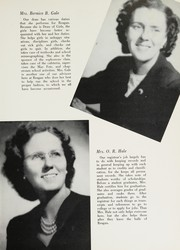 Page 11, 1955 Edition, John H Reagan Senior High School - Pennant Yearbook (Houston, TX) online yearbook collection