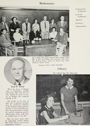 Page 15, 1955 Edition, John H Reagan Senior High School - Pennant Yearbook (Houston, TX) online yearbook collection