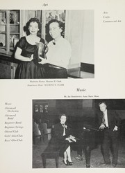 Page 17, 1955 Edition, John H Reagan Senior High School - Pennant Yearbook (Houston, TX) online yearbook collection