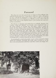 Page 6, 1955 Edition, John H Reagan Senior High School - Pennant Yearbook (Houston, TX) online yearbook collection