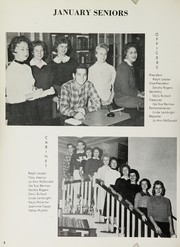 Page 12, 1959 Edition, John H Reagan Senior High School - Pennant Yearbook (Houston, TX) online yearbook collection