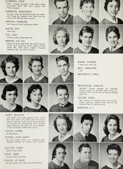 Page 13, 1959 Edition, John H Reagan Senior High School - Pennant Yearbook (Houston, TX) online yearbook collection