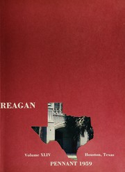 Page 3, 1959 Edition, John H Reagan Senior High School - Pennant Yearbook (Houston, TX) online yearbook collection