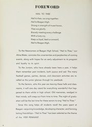 Page 8, 1959 Edition, John H Reagan Senior High School - Pennant Yearbook (Houston, TX) online yearbook collection