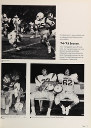 Page 75, 1975 Edition, Westbury High School - Citadel Yearbook (Houston, TX) online yearbook collection