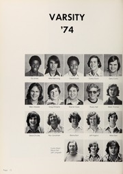 Page 76, 1975 Edition, Westbury High School - Citadel Yearbook (Houston, TX) online yearbook collection