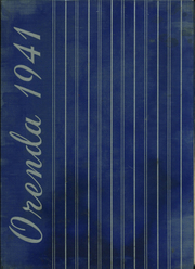 1941 Edition, Lamar High School - Orenda Yearbook (Houston, TX)