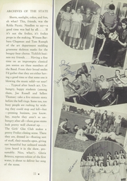 Page 15, 1941 Edition, Lamar High School - Orenda Yearbook (Houston, TX) online yearbook collection