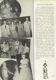Page 16, 1941 Edition, Lamar High School - Orenda Yearbook (Houston, TX) online yearbook collection