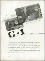 Page 16, 1942 Edition, Lamar High School - Orenda Yearbook (Houston, TX) online yearbook collection