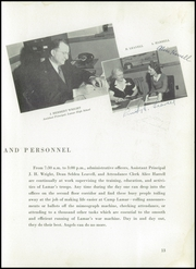 Page 17, 1942 Edition, Lamar High School - Orenda Yearbook (Houston, TX) online yearbook collection