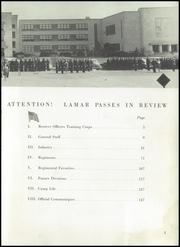 Page 7, 1942 Edition, Lamar High School - Orenda Yearbook (Houston, TX) online yearbook collection