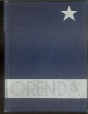 1945 Edition, Lamar High School - Orenda Yearbook (Houston, TX)