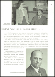 Page 11, 1947 Edition, Lamar High School - Orenda Yearbook (Houston, TX) online yearbook collection