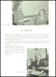 Page 13, 1947 Edition, Lamar High School - Orenda Yearbook (Houston, TX) online yearbook collection