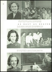 Page 14, 1947 Edition, Lamar High School - Orenda Yearbook (Houston, TX) online yearbook collection