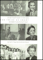 Page 15, 1947 Edition, Lamar High School - Orenda Yearbook (Houston, TX) online yearbook collection