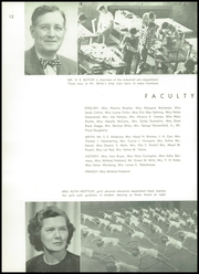 Page 16, 1947 Edition, Lamar High School - Orenda Yearbook (Houston, TX) online yearbook collection