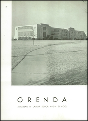 Page 6, 1947 Edition, Lamar High School - Orenda Yearbook (Houston, TX) online yearbook collection