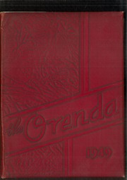 1949 Edition, Lamar High School - Orenda Yearbook (Houston, TX)