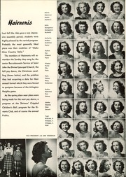 Page 109, 1949 Edition, Lamar High School - Orenda Yearbook (Houston, TX) online yearbook collection