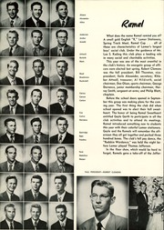 Page 116, 1949 Edition, Lamar High School - Orenda Yearbook (Houston, TX) online yearbook collection