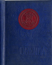 Lamar High School - Orenda Yearbook (Houston, TX) online yearbook collection, 1950 Edition, Page 1