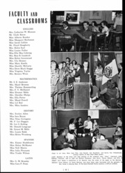 Page 13, 1950 Edition, Lamar High School - Orenda Yearbook (Houston, TX) online yearbook collection