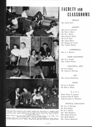 Page 14, 1950 Edition, Lamar High School - Orenda Yearbook (Houston, TX) online yearbook collection