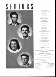 Page 15, 1950 Edition, Lamar High School - Orenda Yearbook (Houston, TX) online yearbook collection