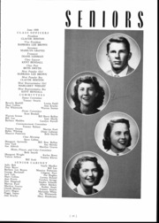 Page 16, 1950 Edition, Lamar High School - Orenda Yearbook (Houston, TX) online yearbook collection