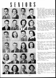 Page 17, 1950 Edition, Lamar High School - Orenda Yearbook (Houston, TX) online yearbook collection