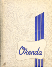 Lamar High School - Orenda Yearbook (Houston, TX) online yearbook collection, 1951 Edition, Page 1