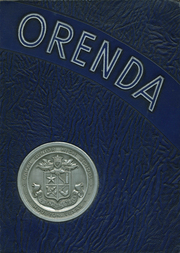 Page 1, 1953 Edition, Lamar High School - Orenda Yearbook (Houston, TX) online yearbook collection