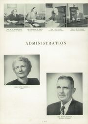 Page 14, 1953 Edition, Lamar High School - Orenda Yearbook (Houston, TX) online yearbook collection
