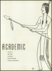 Page 11, 1955 Edition, Lamar High School - Orenda Yearbook (Houston, TX) online yearbook collection