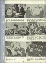 Page 12, 1955 Edition, Lamar High School - Orenda Yearbook (Houston, TX) online yearbook collection
