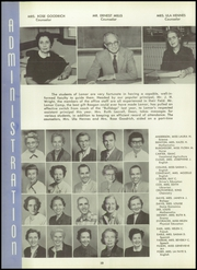 Page 14, 1955 Edition, Lamar High School - Orenda Yearbook (Houston, TX) online yearbook collection