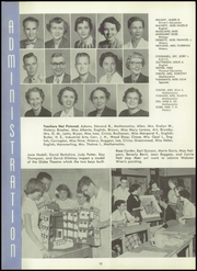 Page 16, 1955 Edition, Lamar High School - Orenda Yearbook (Houston, TX) online yearbook collection