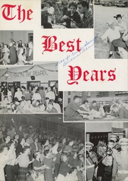 Page 8, 1958 Edition, Lamar High School - Orenda Yearbook (Houston, TX) online yearbook collection