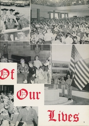 Page 9, 1958 Edition, Lamar High School - Orenda Yearbook (Houston, TX) online yearbook collection