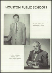 Page 16, 1960 Edition, Lamar High School - Orenda Yearbook (Houston, TX) online yearbook collection